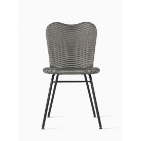 Vincent Sheppard Lily steel chair Base A Chair