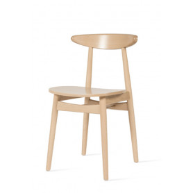 Vincent Sheppard natural oak Teo Chair