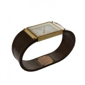 Tabouret/table Montre Chehoma