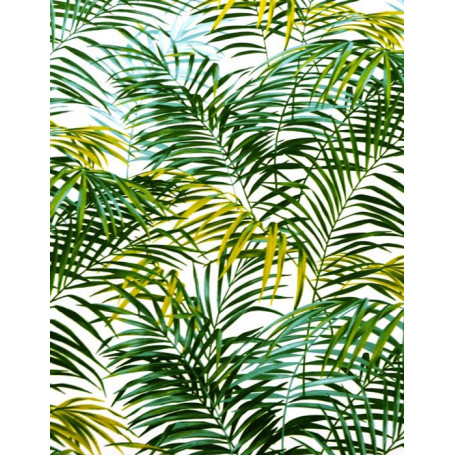 Toile enduite Palm Spring Jungle