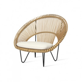 Fauteuil outdoor Roy cocoon Vincent Sheppard