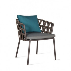 Chaise outdoor Leo Vincent Sheppard