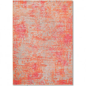 Rug Reflect red Ligne Pure