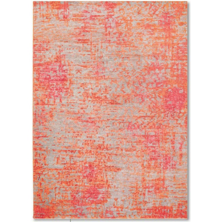 Tapis Reflect rouge Ligne Pure