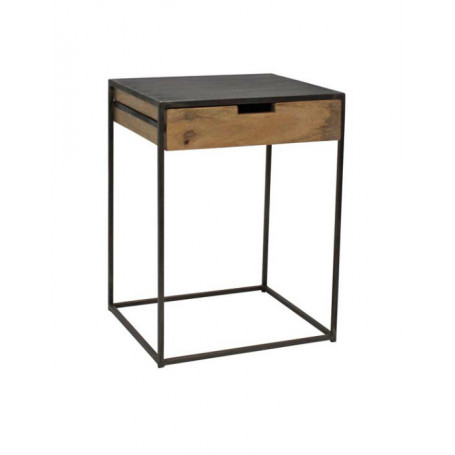 Side Table 1 drawer Brooke Chehoma