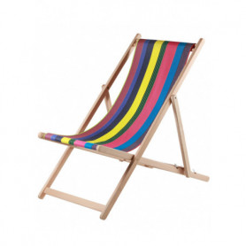 Tissage de Luz Deckchair Belize