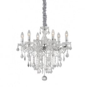 Ideal Lux Chandelier Florian