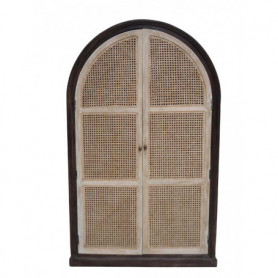 Chehoma Cane decor cabinet Cordoue
