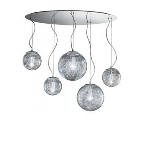 Pendant Light mapa SP5 Ideal Lux