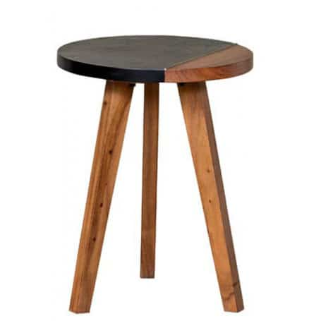 Round side table Okavango Chehoma