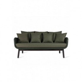 Vincent Sheppard Alex dark wood Lounge sofa