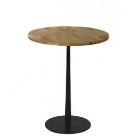Bistro Table natural top