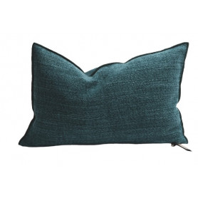 Coussin lin stone washed