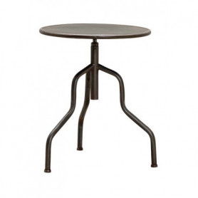 Round table adjustable height Chehoma