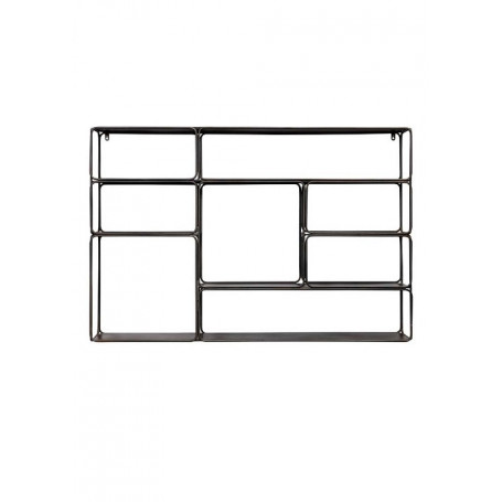 Wall shelve 8 compartments Chehoma