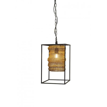 Wire pendant under metal structure Chehoma