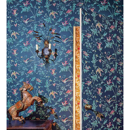Cole and Son Wallpaper Hummingbirds