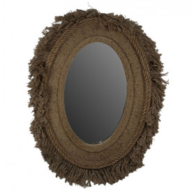 Ovale Rope Mirror Athezza