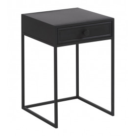 Bedside Table York 1 drawer athezza