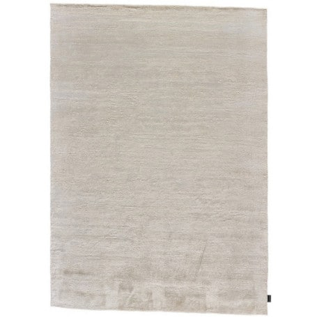 Tapis Silky ivoire Angelo