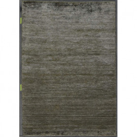 Tapis Silky gris anthracite Angelo