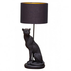 Chehoma Black panther lamp Bagheera