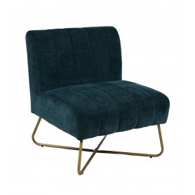 Alfred Armchair linen Athezza Duck