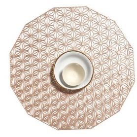 Set de table Kaleidoscope Chilewich Pink Champagne