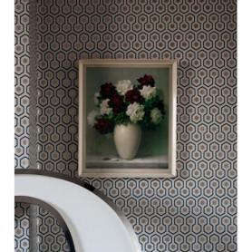 Wallpaper Hicks Hexagon Cole and Son