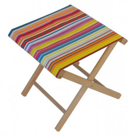 Toiles du Soleil Collapsible stool Party Day