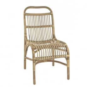 Bamboo chair Kim Pomax