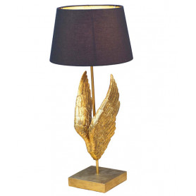 Lamp with golden wings Chehoma