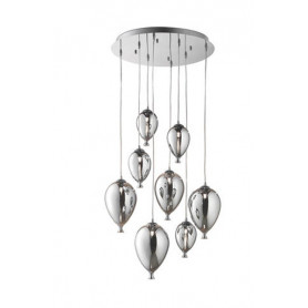 Clown Pendant Light Ideal Lux