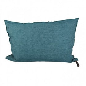 Maison de vacances Crumped washed cushion linen