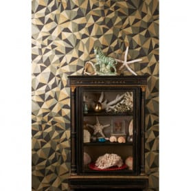 Cole and Son Wallpaper Quartz Curio