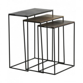 Hanjel Ibiza Side table x 3