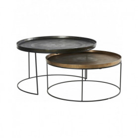 Coffee Table Zurich (x2) Hanjel