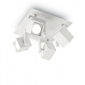 Ideal Lux Spot Mouse Wall lamp 4 lights