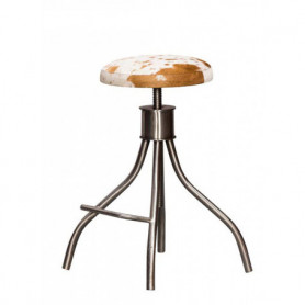 Tabouret vache Chehoma
