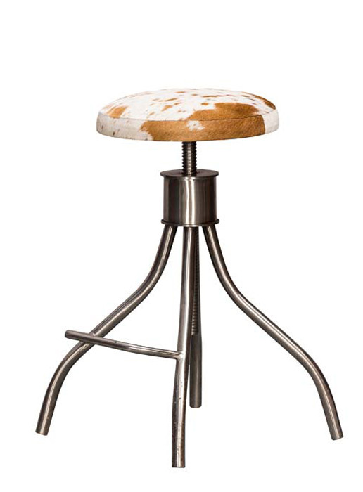 Chehoma table basse en m tal et bois chehoma for Table bois metal design