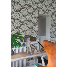 Wallpaper Hornbeam Farrow and Ball
