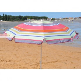 Beach umbrella 1.80 metres diameter