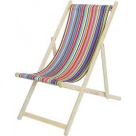Deckchair Salvador Tissage de Luz