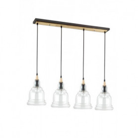 Gretel Pendant light 4 lights Ideal Lux