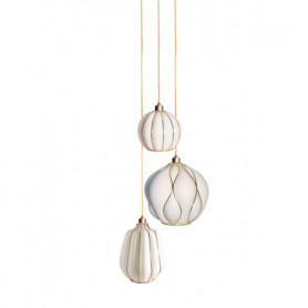 Hanging Lamp Casamance Concept Verre