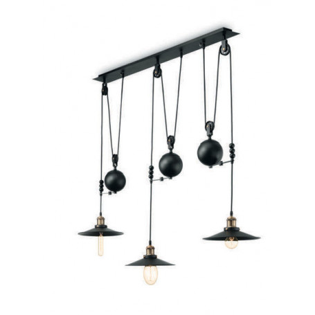 Ideal Lux Up and Down Pendant Light
