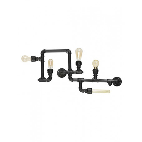 Plumber Ceiling Lamp 5 lights Ideal Lux