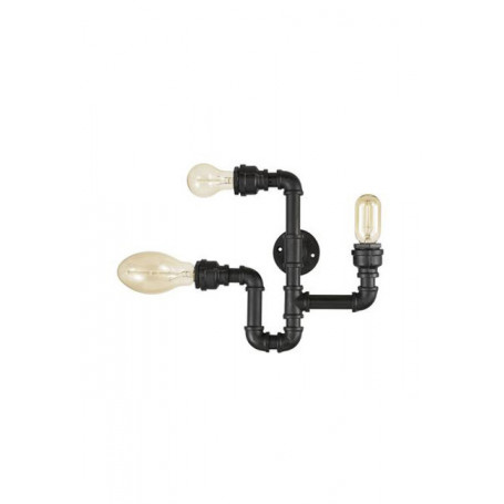 Ideal Lux Plumber Wall Lamp 3 lights