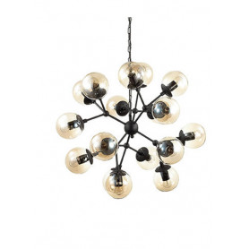 Kepler Pendant Light Ideal Lux