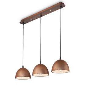 Ideal Lux Folk Pendant Light 3 lights